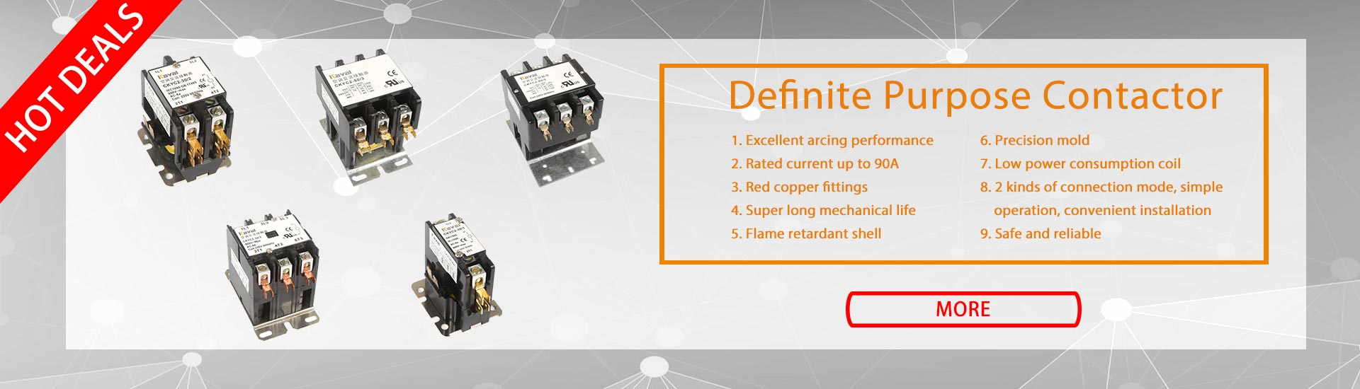 Definite Purpose Contactor