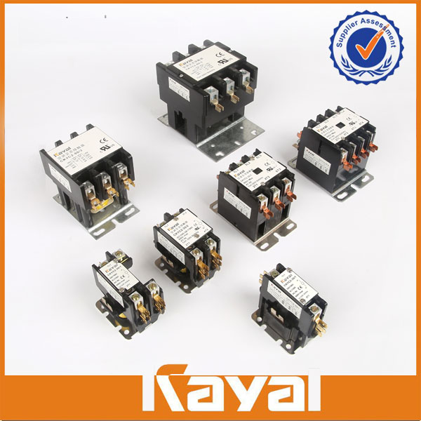 Definite purpose AC contactor