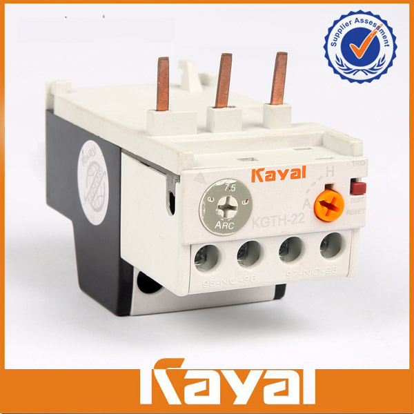 GTH-22 Thermal overload relay