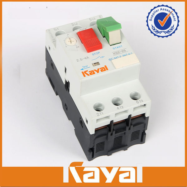 GV2 Motor Protection Circuit Breaker