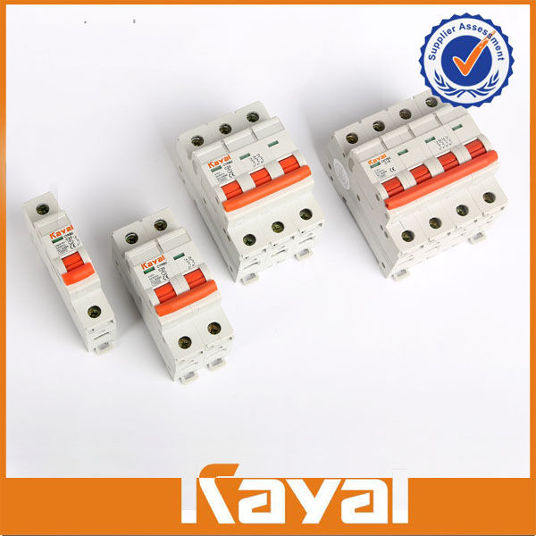 C65 Mini Circuit Breaker