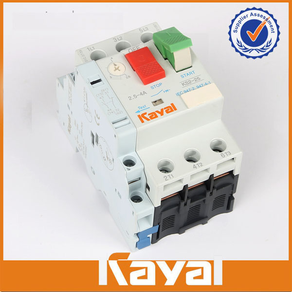 GV2 Motor Protection Circuit Breaker with auxiliary