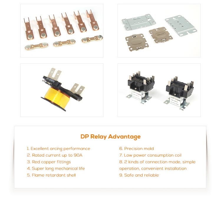 Air Conditioning relays - China Kangyu Electrical on